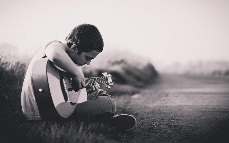 gitaar les